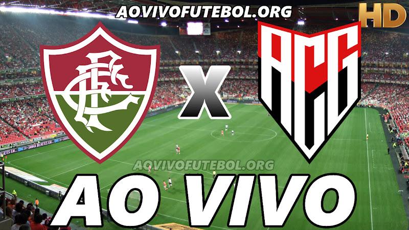 Fluminense x Atlético Goianiense Ao Vivo HD TV PFC