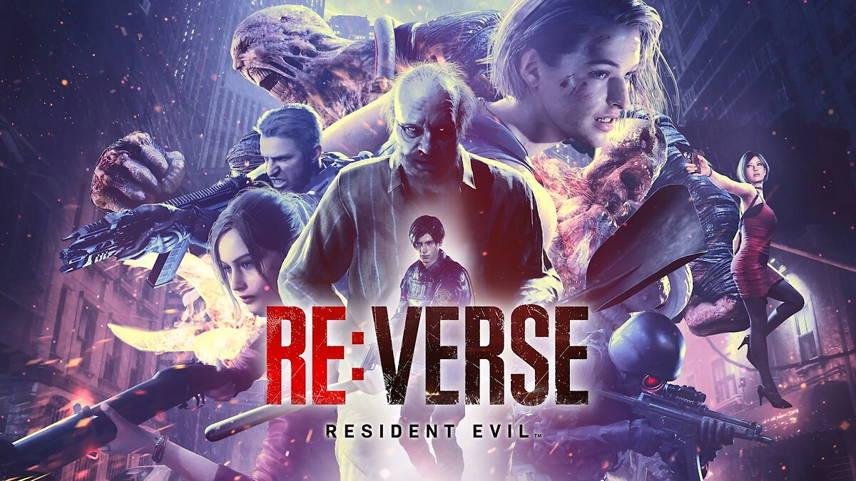 Details about Resident Evil Re: Verse