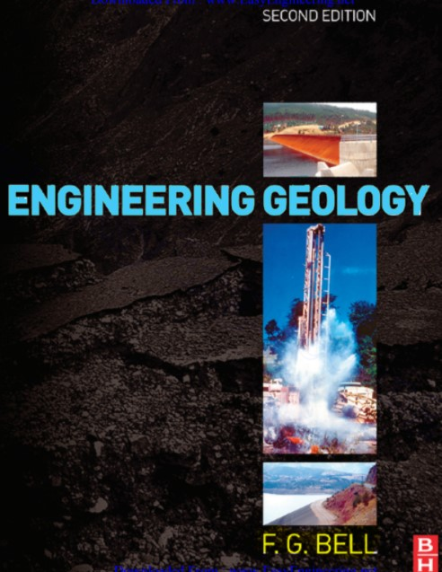 Engineering Geology Second Edition  F. G. Bell in pdf