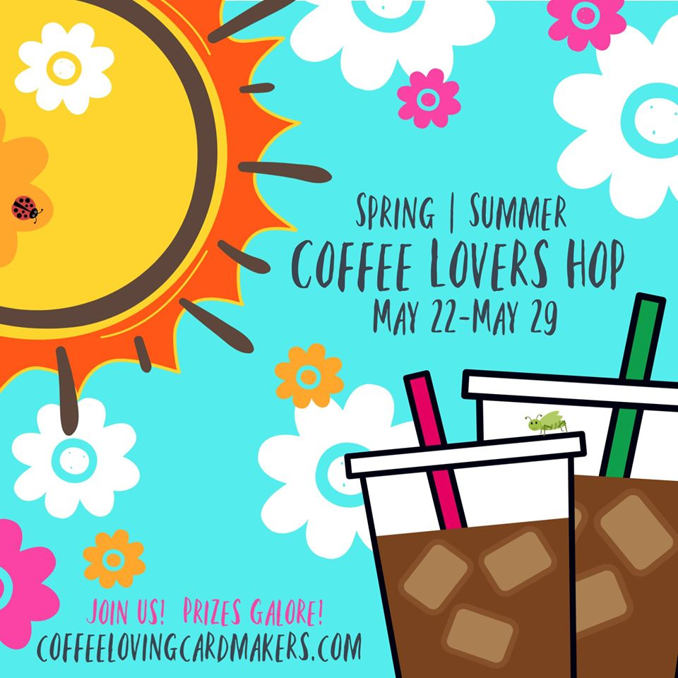 2020 Spring Summer Coffee lovers Blog Hop