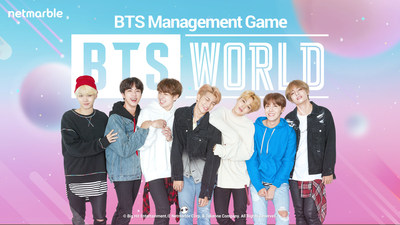 """""""¡Conviértete en el representante de BTS en BTS WORLD!"""" El 25 de junio es el lanzamiento de BTS World"""