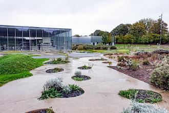 Ailleurs : Parc du Louvre-Lens, espace naturel résilient indissociable de l'identité du musée