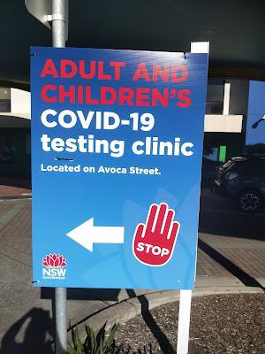 Covid Testing Centre Sydney