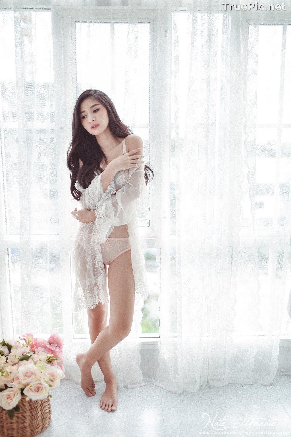 Image Thailand Model - Pattamaporn Keawkum - Sexy Sleepwear and Lingerie - TruePic.net - Picture-8