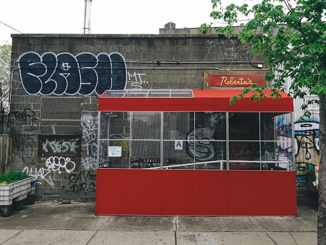 ロベルタス・ピッツァ(Roberta's Pizza)