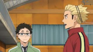 "Hellominju.com : ハイキュー!! アニメ 第4期2話 迷子 (疑似ユース強化合宿) | Haikyuu!! Season4 Ep.2 ""Lost""  | Hello Anime !"