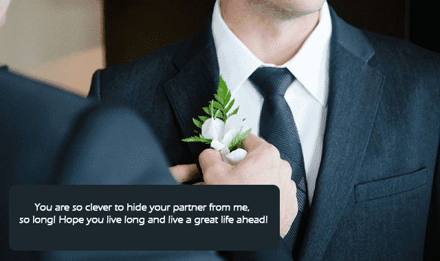 marriage wishes to a friend