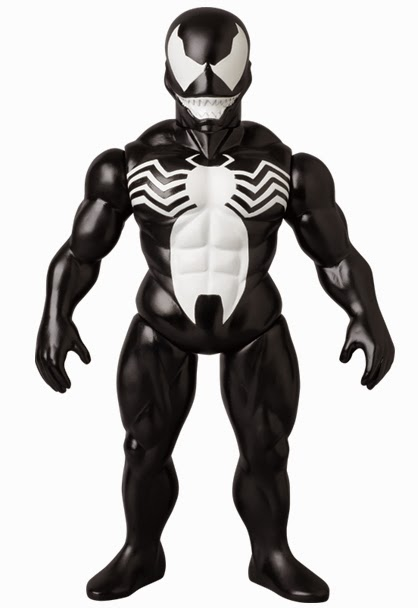 Marvel Retro Sofubi Collection Wave 3 Vinyl Figures by Medicom - Venom