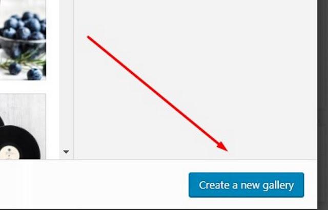 Cara Membuat Gallery Foto di Wordpress