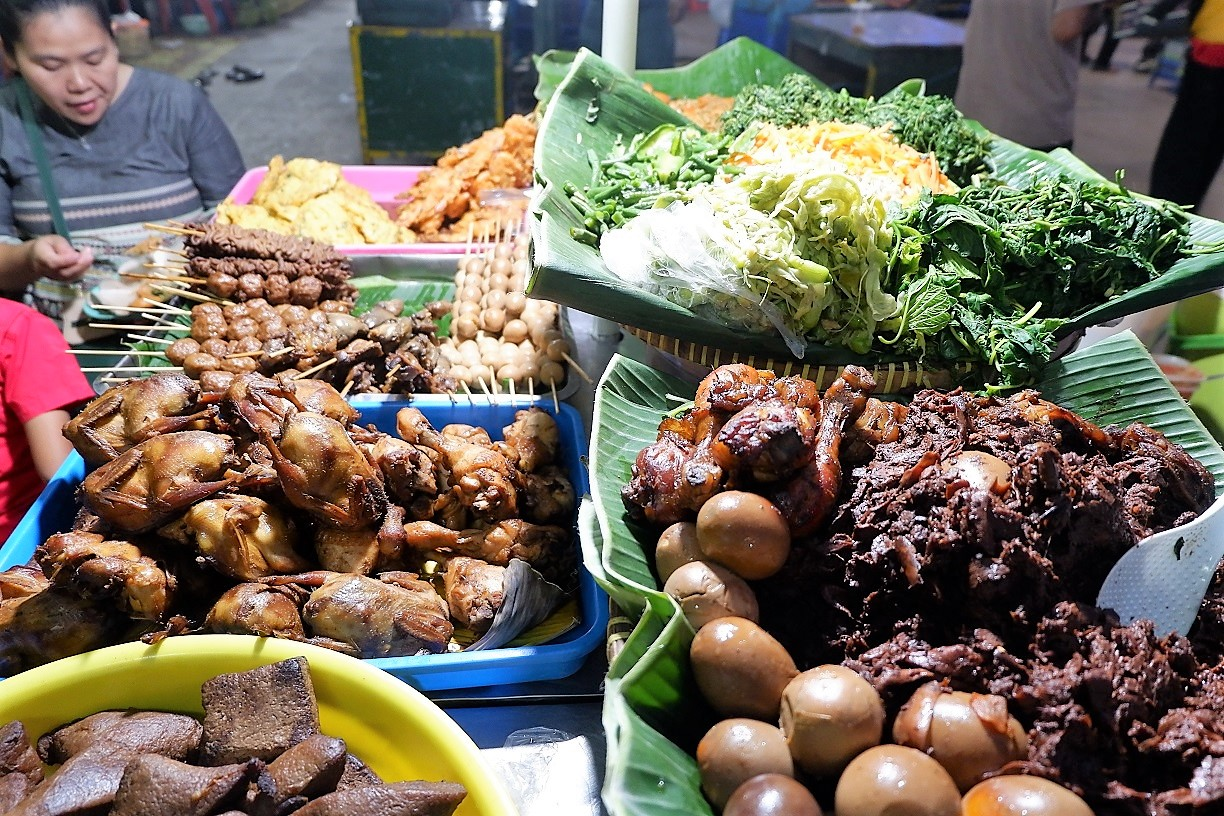 local food in Yogyakarta Indonesia