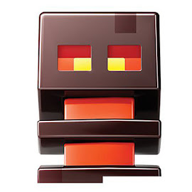 Minecraft Magma Cube Series 23 Figure