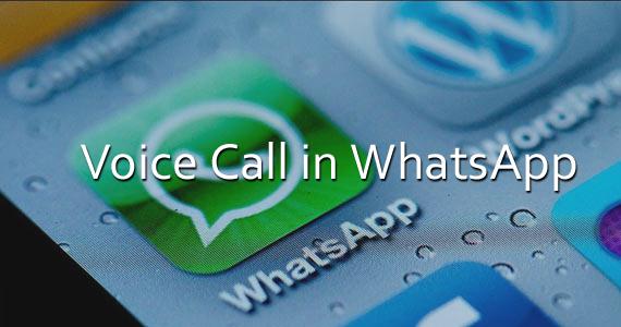 whatsapp calling
