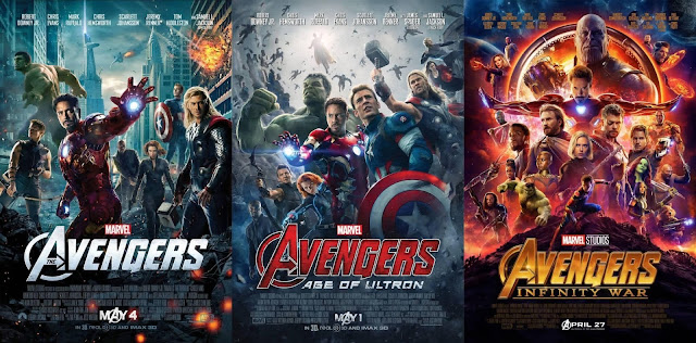 Avengers Trilogy (2012 – 2018) BluRay 480p 720p 1080p Dual Audio [Hindi + Eng] Download | Watch Online | Gdrive