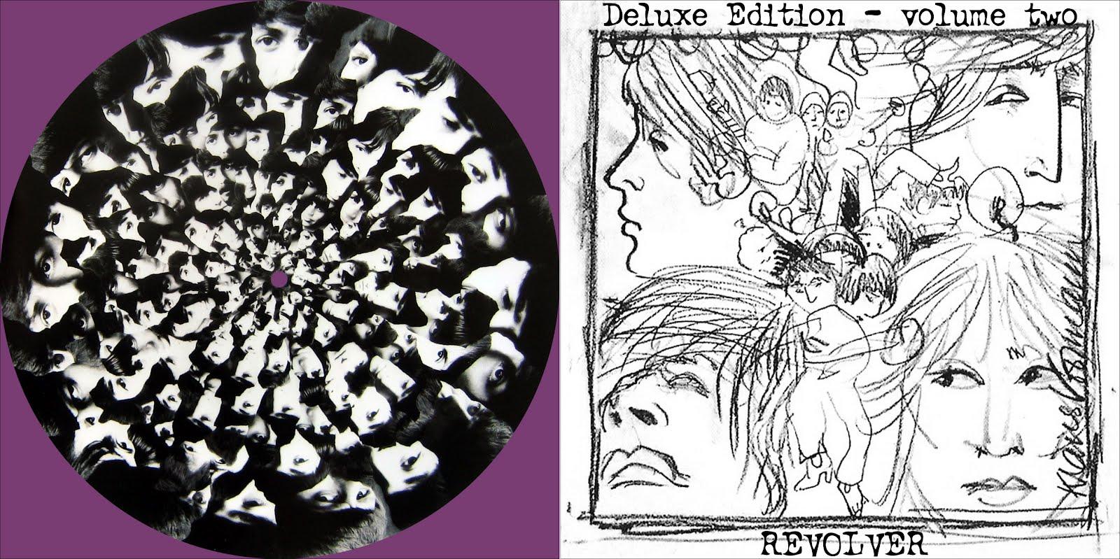 Pee-Pee Soaked Heckhole: The Beatles - Revolver (Purple