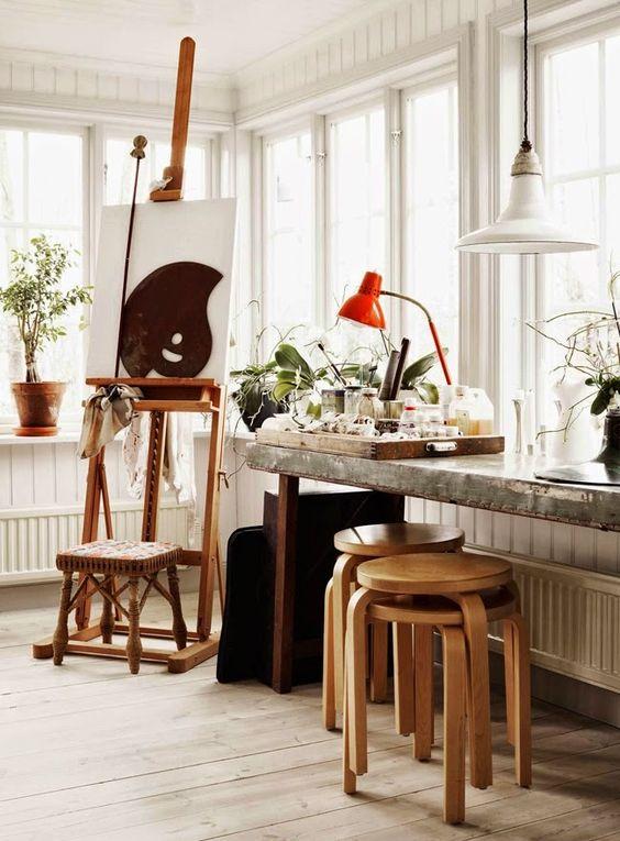 a beautiful swedish home and creative