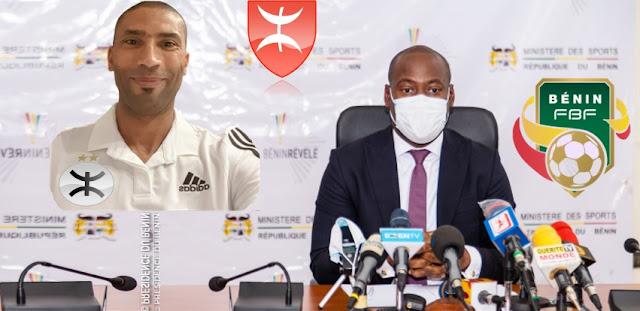 عبد السلام وادو البنين كرة القدم الافريقية