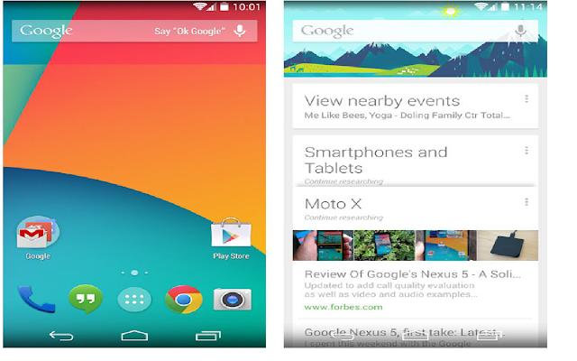 Android version 4.4: KitKat