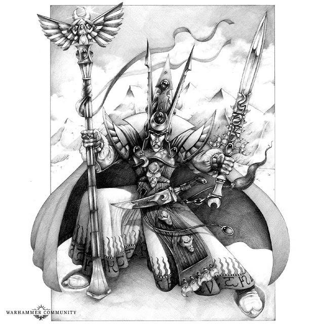 Teclis Señor de la Hechicería