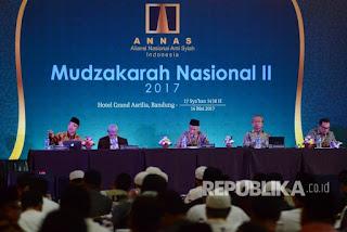 Mudzakarah ANNAS Deklarasikan 9 Sikap Terhadap PKI dan Syiah