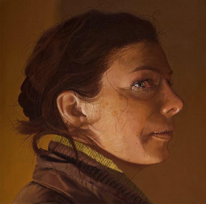 Итальянская художница-реалист. Daniela Montanari
