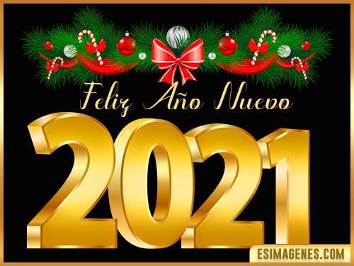 feliz año nuevo 2021 imágenes