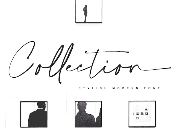 Collection Signature Font Free Download