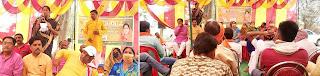 सांसद सीमा द्विवेदी ने मतदाताओं से की भाजपा प्रत्याशी माधुरी देवी को वोट करने की अपील | #NayaSaberaNetwork