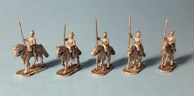 Uhlan Cavalry Troopers picture 2