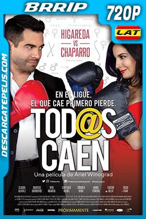 Tod@s caen (2019) HD 720p BRRip Latino