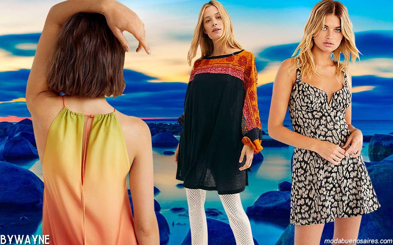Colores primavera verano 2020. Colores de moda primavera verano 2020.