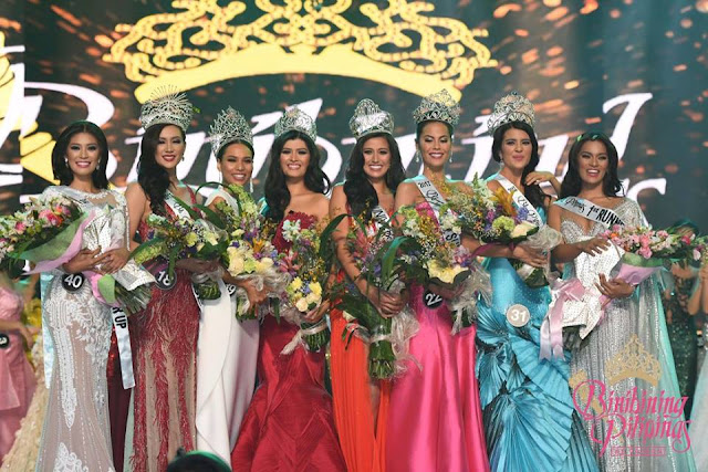Rachel Peters crowned Miss Universe Philippines 2017 Grand Coronation winners List