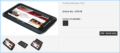 How to Pre Order Cheapest BSNL T-Pad Tablet?