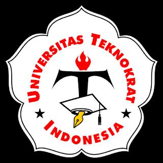 Download Logo Universitas Teknokrat Indonesia Format PNG