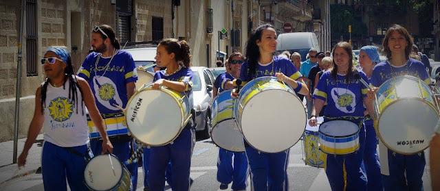 Ketubara, percusión y danza de Brasil