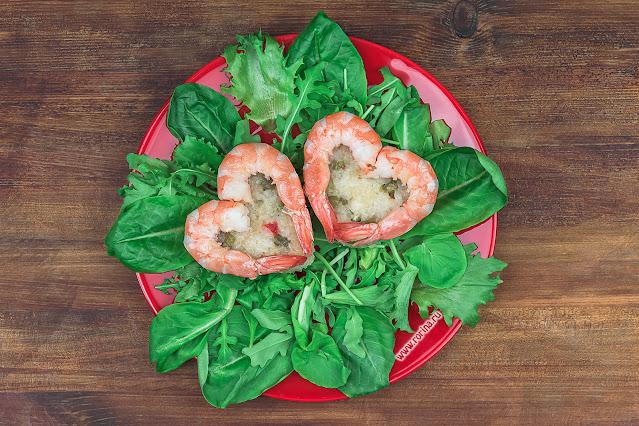 онигири с креветками: рецепт с фото пошагово