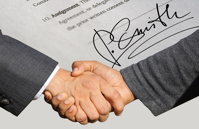 creating legal written agreement how to write a contract