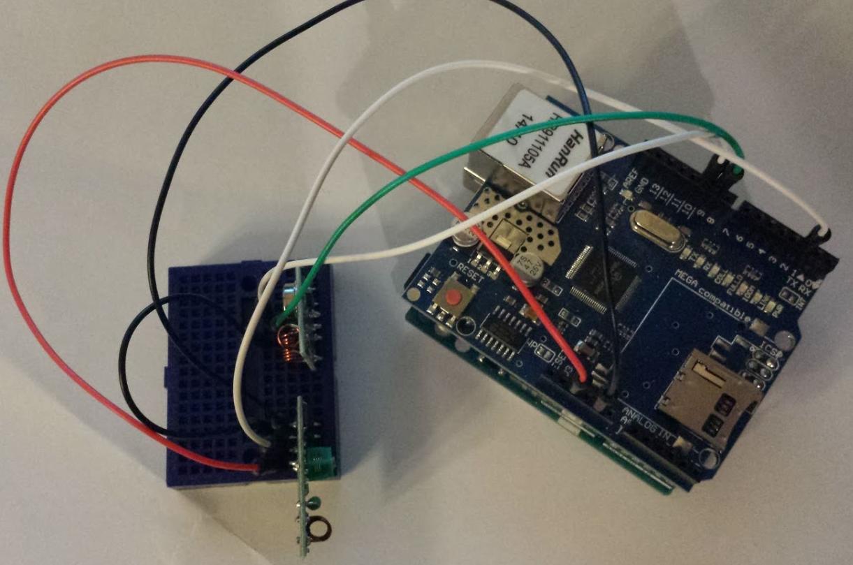433toMQTTto433 - Bidirectional Arduino gateway between RF