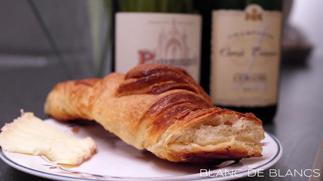 Croissantaamiainen - www.blancdeblancs.fi