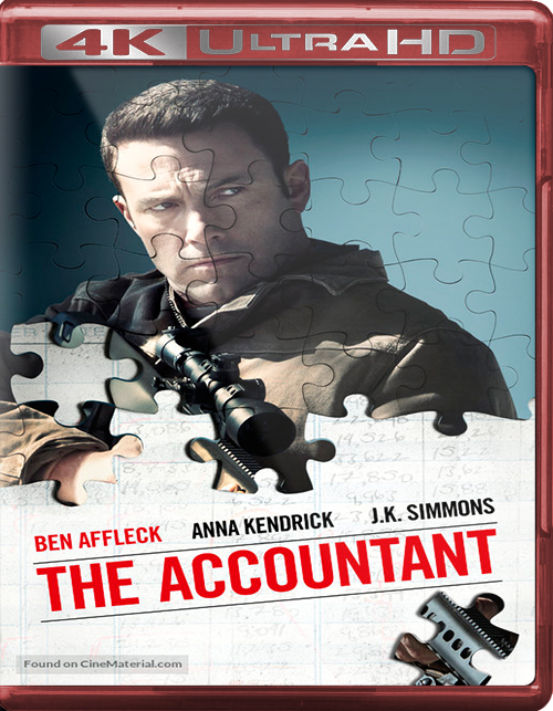 The Accountant [2016] [UHD] [2160p] [Latino – Castellano]