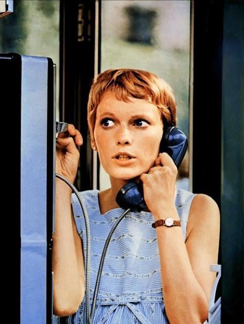Rosemary di film Rosemary's Baby (1968) seolah tak lagi memiliki orang yang bisa dipercaya