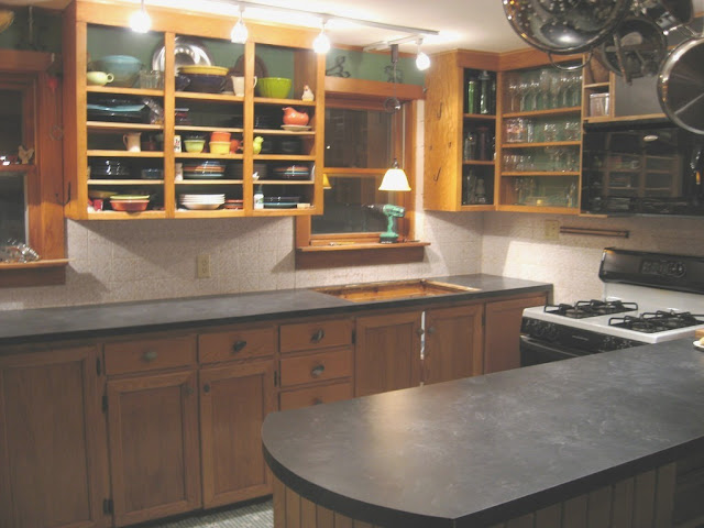 what effect does oven cleaner have on kitchen countertops