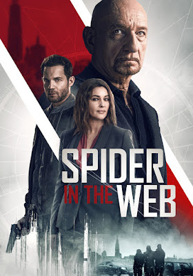 Spider In The Web 2019 DVD R1 NTSC Latino