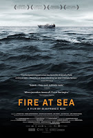 Fire at Sea (2016) Poster