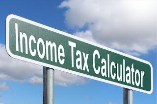 INCOME TAX CALCULATOR ~ Daksheel Publication