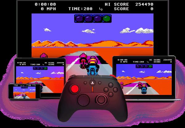 Plex Arcade - Joga os clássicos da velha Atari