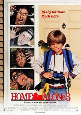 Home Alone 3 1997 BRRip 720p Dual Audio in Hindi English