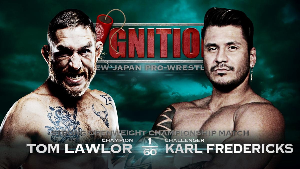 Cobertura: NJPW Ignition (25/06/2021) – PK!