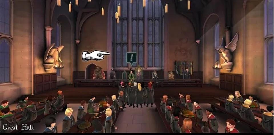 Harry Potter Hogwarts Mystery MOD APK image 2