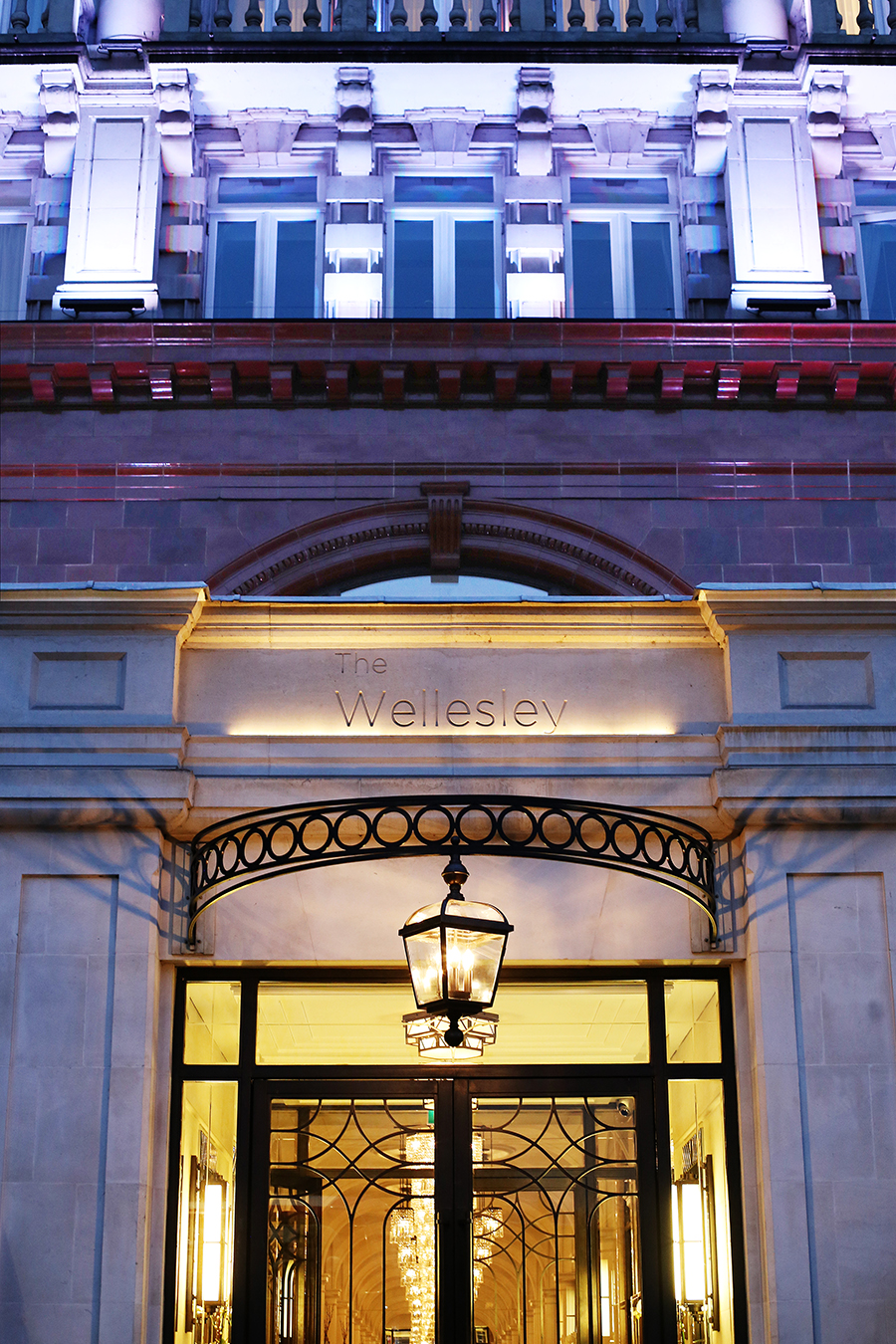 Afternoon Tea at The Wellesley London