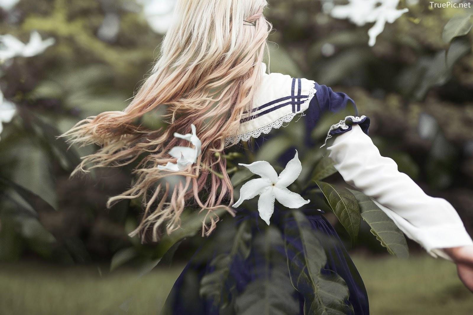 Thailand model - บวรรัตน์ มณีรัตน์ (Nia) - Lost in wonderland - Picture 10